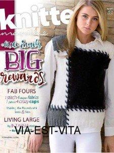 Knitter Magazine - Winter (2015)