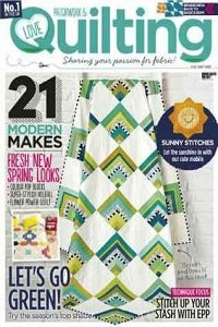 Love Patchwork & Quilting №33 2016