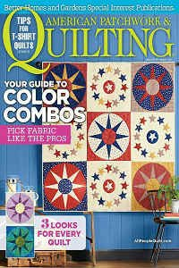 American Patchwork & Quilting №140 - June 2016