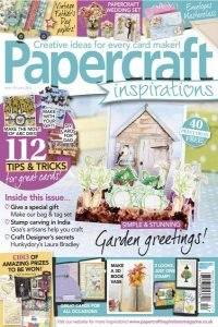 Papercraft Inspirations №152 2016