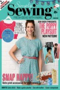 Simply Sewing №16 2016