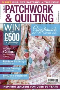 Patchwork and Quilting №269 2016