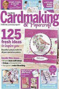 Cardmaking & Papercraft №158  - 2016