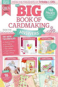 Big Book of Cardmaking Answers - Volume 2 2016