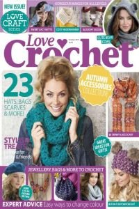 Love Crochet - October 2016