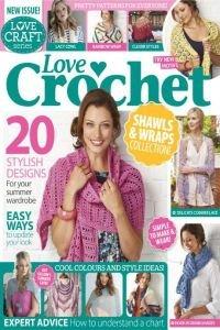 Love Crochet - August 2016