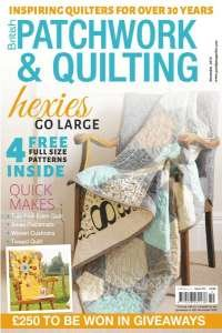 Patchwork and Quilting №274 2016